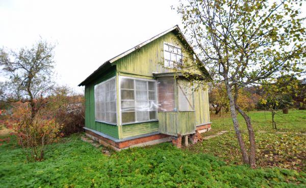 Дачный дом с земельным участком в СНТ «Энтузиаст» 140 км от МКАД